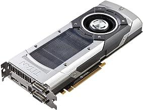 MSI nVIDIA GeForce GTX Titan - Tarjeta gráfica (6 GB gddr5)