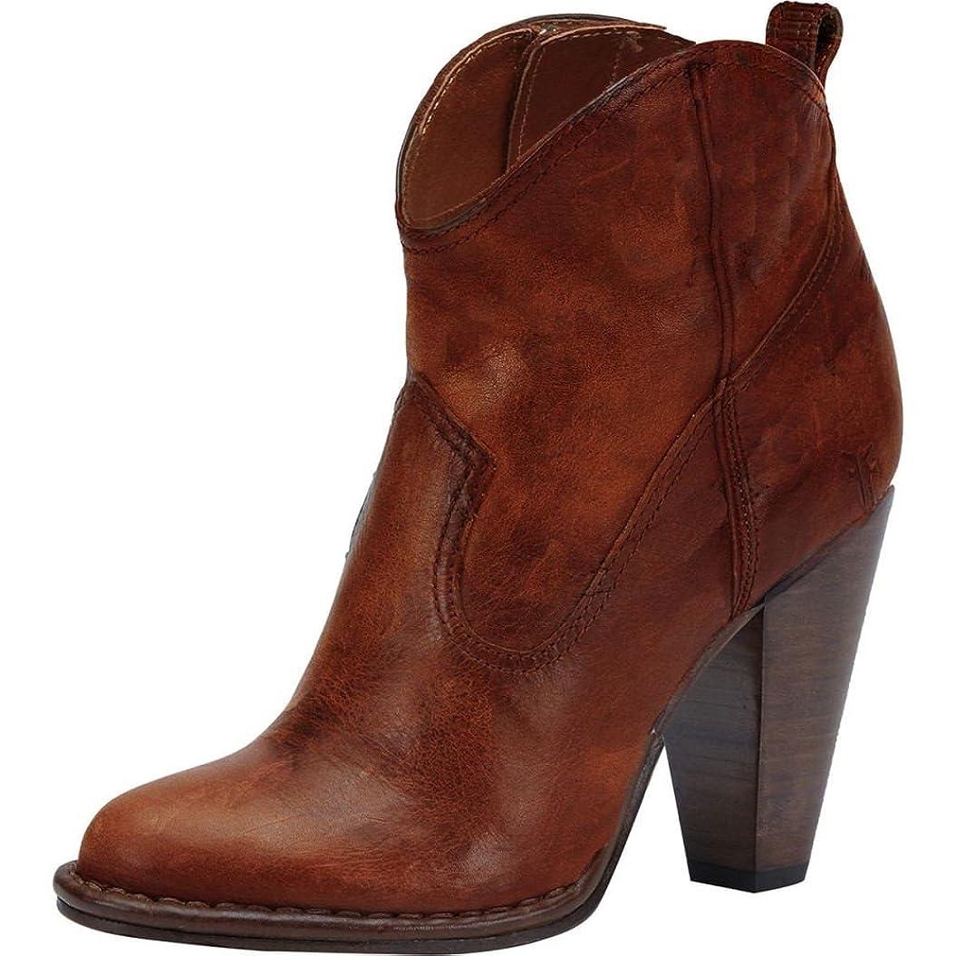 ガラス樹皮文房具(フライ) Frye レディース シューズ?靴 ブーツ Madeline Short Boot [並行輸入品]