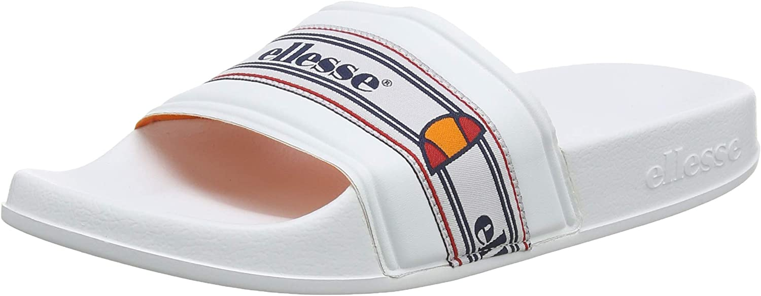Ellesse Women's Filippo Slides White