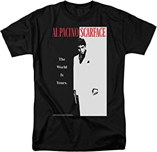 Best scarface graphic tee Reviews