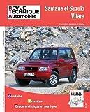 E.T.A.I - Revue Technique Automobile 553.3 - SUZUKI-SANTANA VITARA I - 1990 à 2005