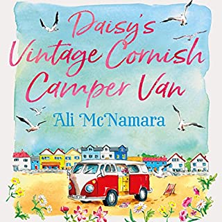 Daisy's Vintage Cornish Camper Van cover art