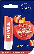 Best nivea peach lip care Reviews