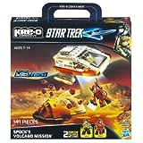 KRE-O Star Trek Spock's Volcano Mission Construction Set (A3139)
