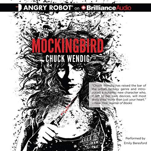 Page de couverture de Mockingbird