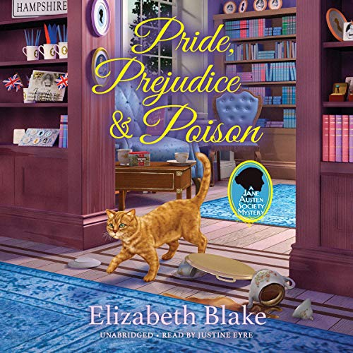 Pride, Prejudice, and Poison cover art