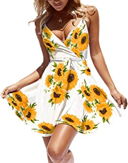 Best sexy sunflower dress Reviews