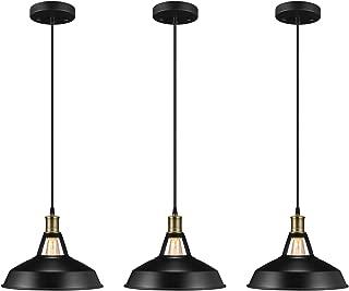 glass kitchen pendant lights uk