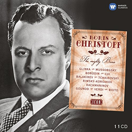 Icon: Boris Christoff