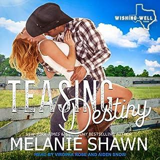 Teasing Destiny audiobook cover art