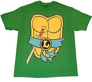 Teenage Mutant Ninja Turtles disfraz de camiseta para hombre
