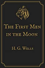 The First Men in the Moon: Gold Perfect Edition