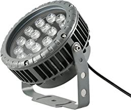 YROD LIGHT led flood lichten outdoor 18W, 220V Security Lights Waterdicht en energiebesparend, Gazon lamp Spotlight Voor o...