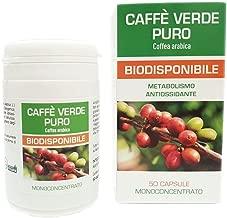 estratto di caffè verde puro amazzone ca