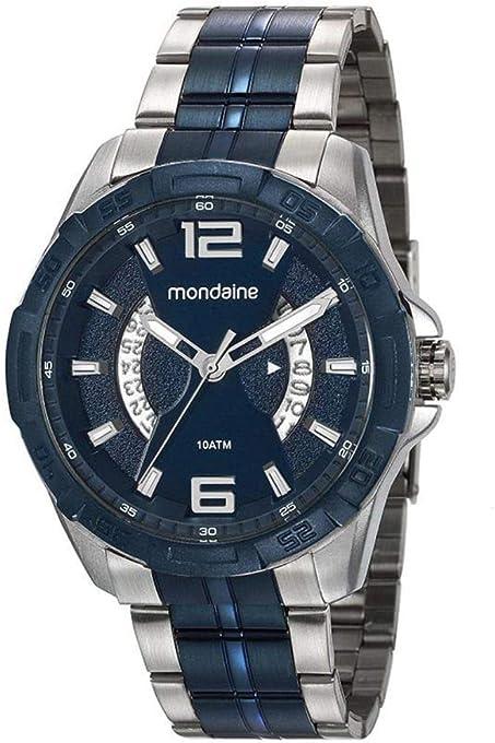 Relógio Mondaine Masculino Calendário 53702GPMVOE2