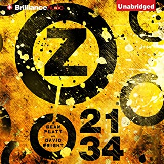 Z 2134 audiobook cover art