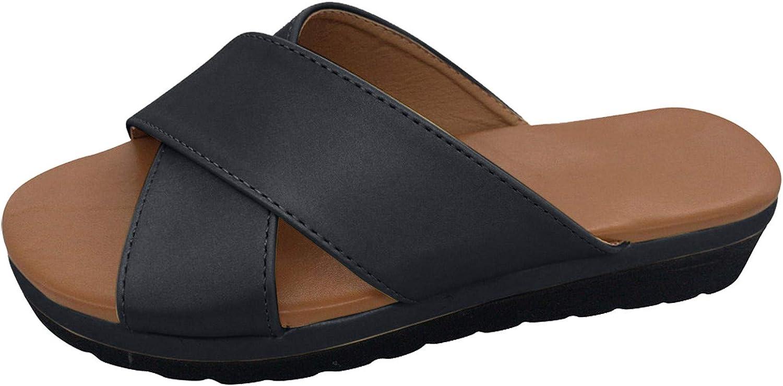 Fullwei Sandals for Women Popular trend rank popular Cute Open Summer Casual