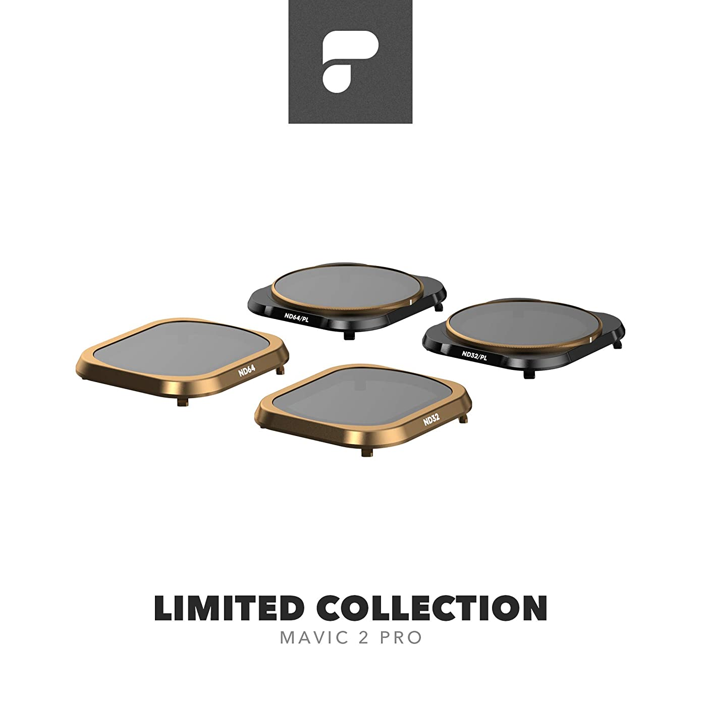 PolarPro Limited Filter Collection (ND32, ND64, ND32/PL, ND64/PL DJI Mavic 2 Filters) for DJI Mavic 2 Pro