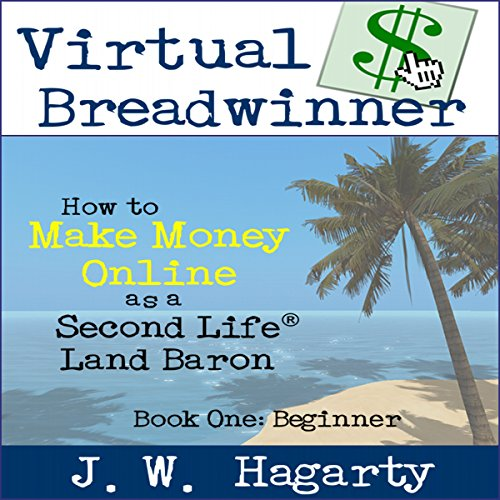 Virtual Breadwinner Audiobook By J.W. Hagarty cover art