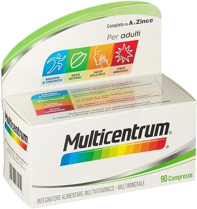Vitamine e minerali multicentrum 90 compresse B07Q22D627