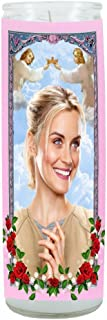 Piper Chapman Taylor Schilling Orange is the New Black Prayer Candle
