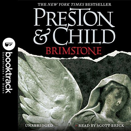 Brimstone: Pendergast, Book 5 audiobook cover art