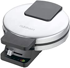 Sponsored Ad - Cuisinart WMR-CA Round Classic Waffle Maker, Silver, 1