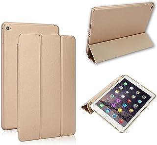 جراب JETech لهاتف Apple iPad 10.2 (الجيل الثامن) (2020) 10.2 بوصة، غطاء ذكي مع خاصية النوم/الاستيقاظ التلقائي، ذهبي