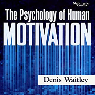 Psychology of Human Motivation cover art