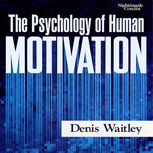 Psychology of Human Motivation audiobook cover art
