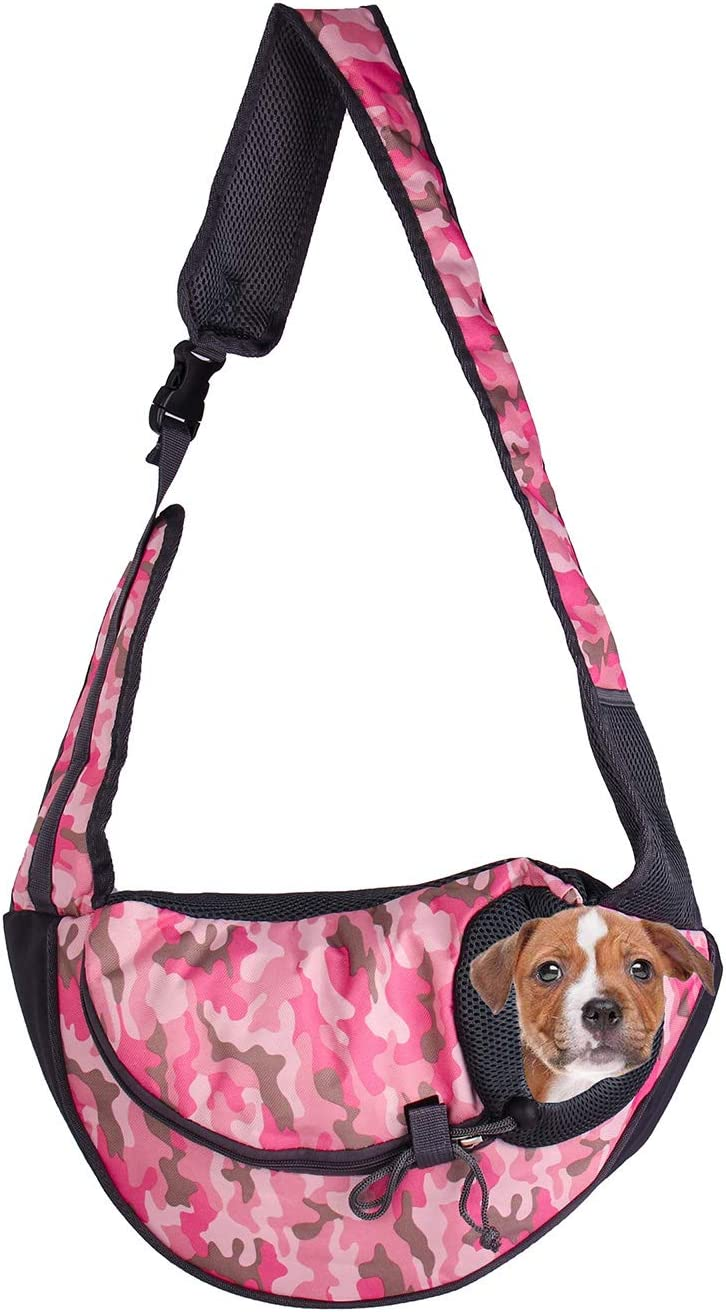 SMONT Pet Sling Regular discount Carrier for Small Puppy and Popular shop is the lowest price challenge Cat Dog Carr Travel
