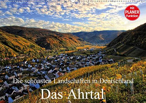Die schönsten Landschaften in Deutschland - Das Ahrtal (Wandkalender 2021 DIN A2 quer)