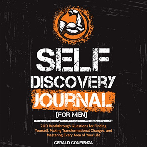 Self Discovery Journal (for Men) Titelbild