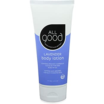 All Good Hand & Body Vegan Lotion (Lavender)