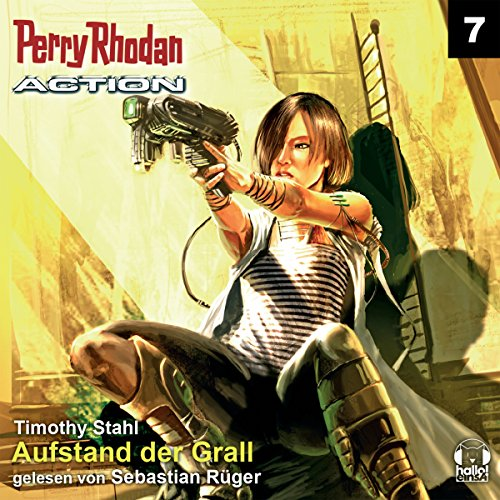 Aufstand der Grall audiobook cover art