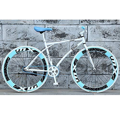 YXWJ Mountain Bike da 26 Pollici Freni ingranaggio a Doppio Disco della Bici della Strada della Bicicletta Gli Studenti for Gli Studenti Uomini Donne di età Biciclette