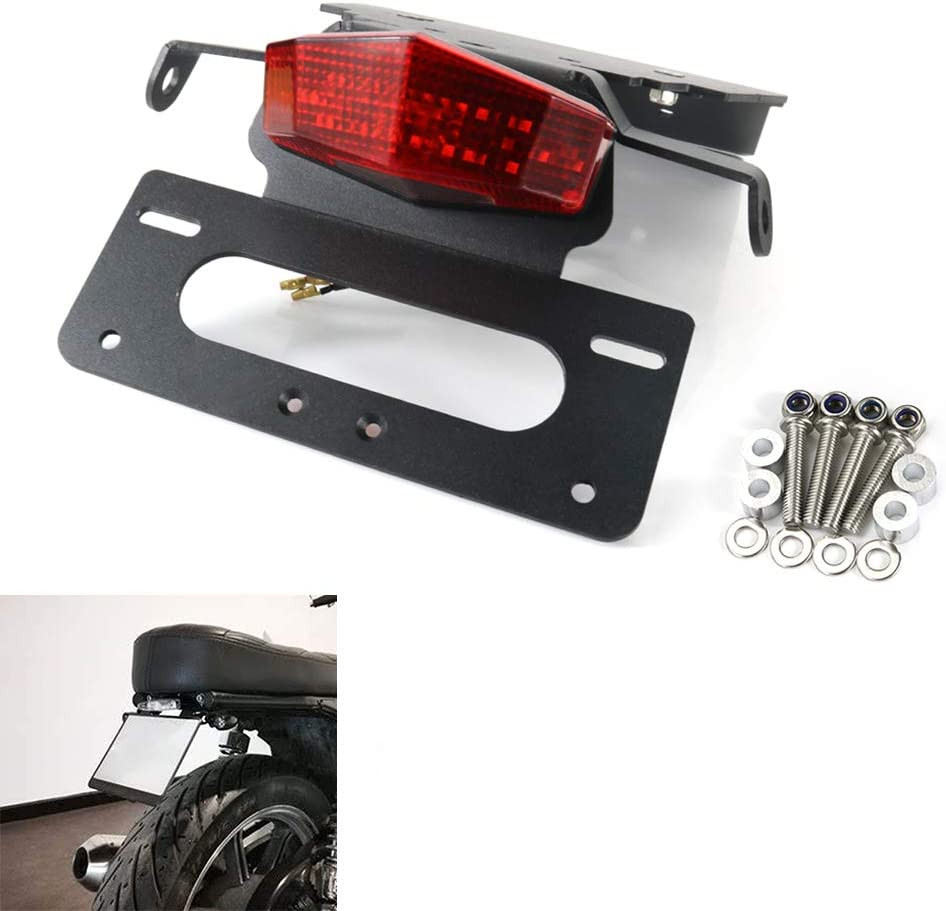 Xitomer Tail Tidy Fender Eliminator Fit Ranking TOP2 Excellence 2001-201 for Bonneville