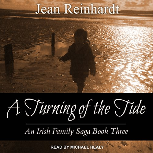 A Turning of the Tide audiobook cover art