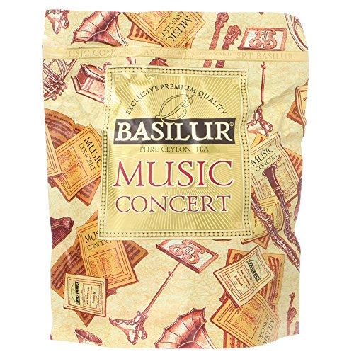"""Basilur Schwarztee """"Konzert London"""" 100 g Musikdose - 7"""