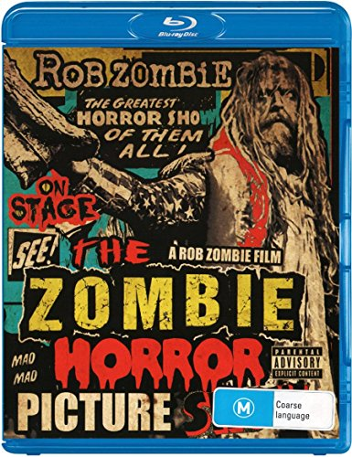 Rob Zombie - The Zombie Horror Picture Show [Blu-ray]