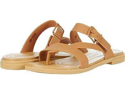 Crocs Tulum Toe Post Sandal