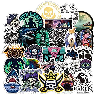 sea of thieves merchandise