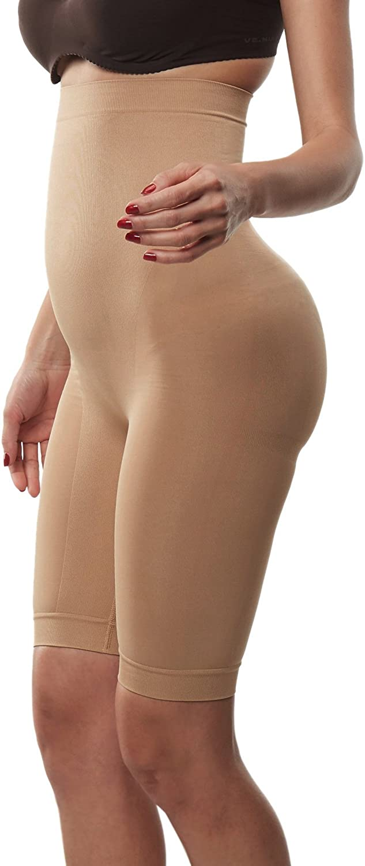 Beilini Women's High Waist Thigh Li Shapewear Direct sale of manufacturer Limited price sale Control Firm Tummy