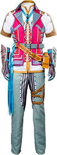 solo cómpralo MingoTor Anime superhéroes Outfit Outfit Outfit Disfraz Traje de Cosplay Ropa personalización  garantizado