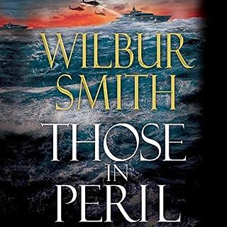Those in Peril audiobook cover art