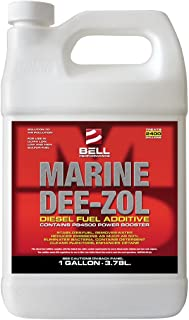 Bell Performance - Marine Dee-Zol Treatment for Marine Diesel Fuel - Case (4 - 1 Gal.) - SAVE 20%