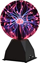 Plasma Ball -7.5 Inch - Nebula, Thunder Lightning, Plug-In