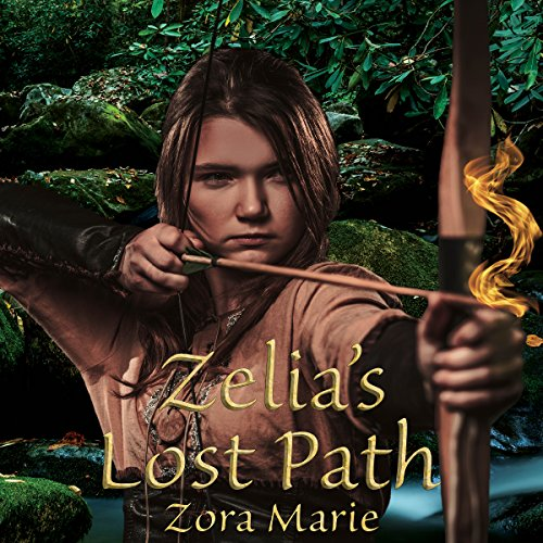 Zelia's Lost Path audiobook cover art