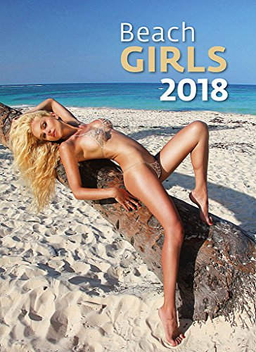 Hot Girl Calendar - Calendars 2017 - 2018 Calendar - Hot Girls Calendar - Photo Calendar - Beach Girls Calendar by Helma