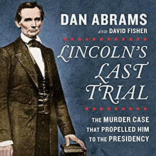 Lincoln's Last Trial cover art